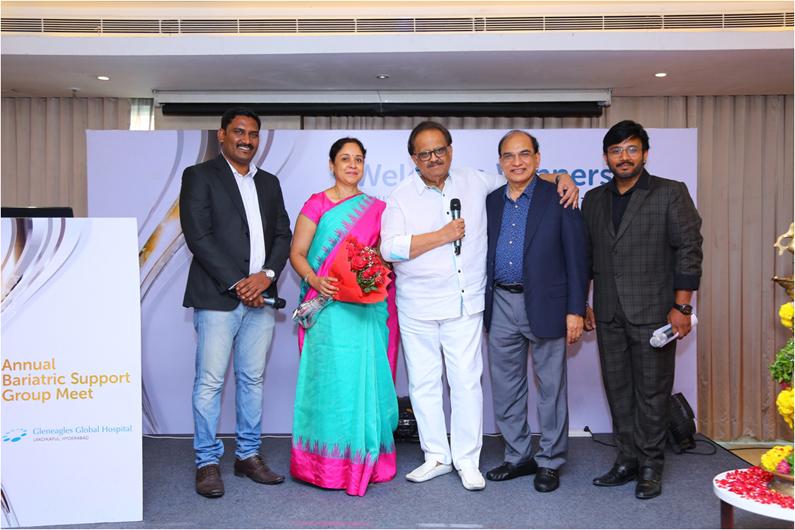 Events: Annual Bariatric Support Group Meet at Gleneagles Global Hospital, Lakdikapul | Event Image | Gleneagles Global Hospitals, Lakdi Ka Pul, Hyderabad
