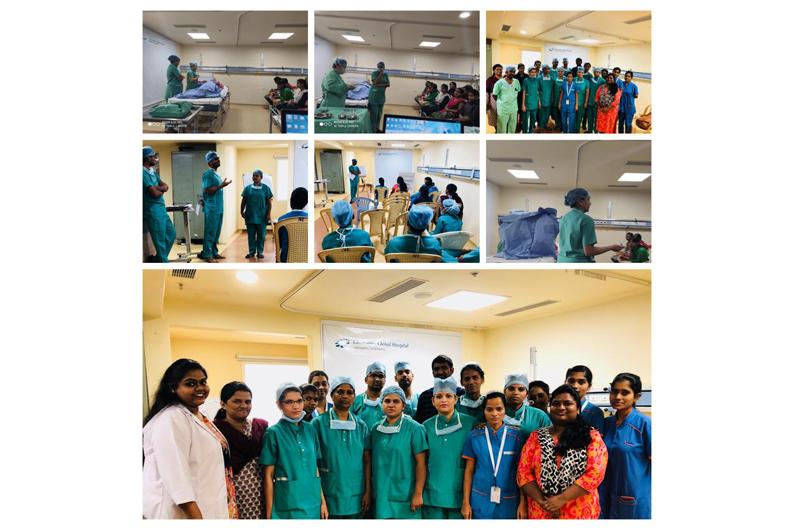Events: Rewards & Recognition | Event Image | Gleneagles Global Hospitals, Lakdi Ka Pul, Hyderabad