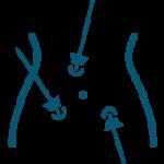 icon text